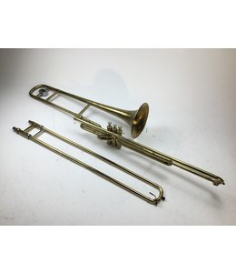 Olds Used Olds Ambassador Bb Valve Trombone with Hand Slide