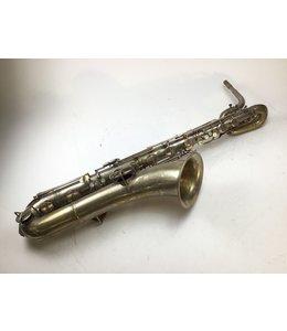 Elkhart Used The Elkhart Baritone Saxophone