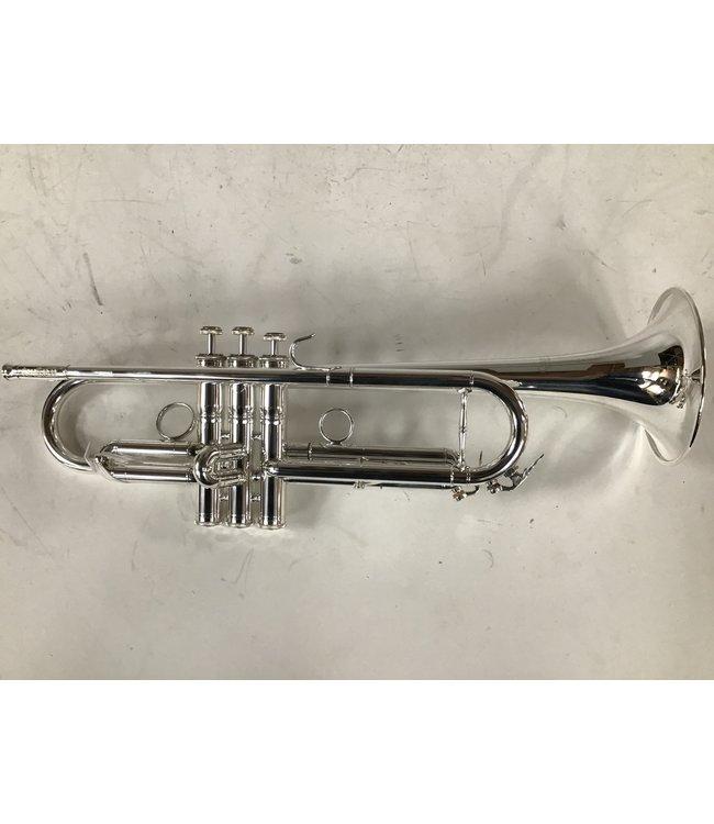 Carol Brass Carol Brass 5000 series Light-Weight Trumpet Silver Plate
