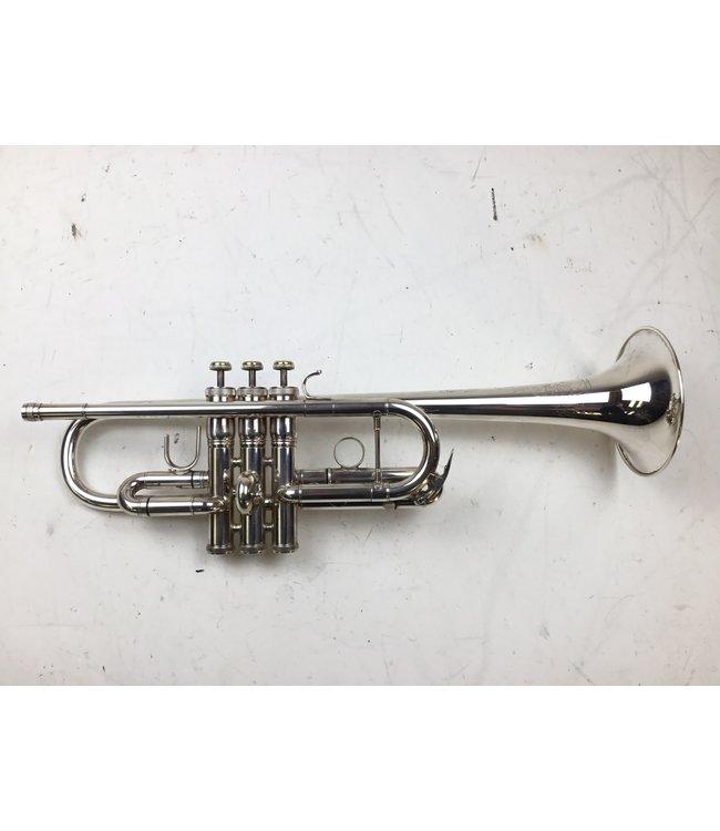 King Used King Legend model 2070CSP C Trumpet