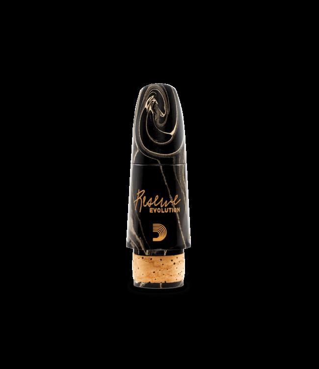 D'Addario D'Addario Reserve Evolution Bb Clarinet Marble Mouthpiece