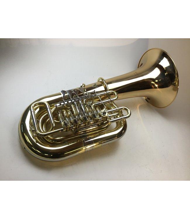 Mack Brass Used Mack Brass 410 CC Tuba