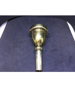 Bach Used Bach 24AW tuba, gold plate