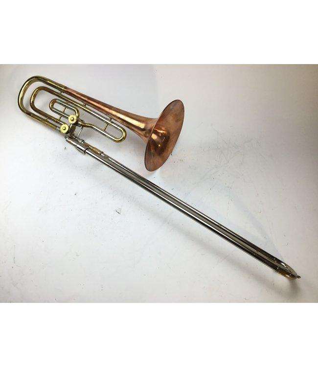 Reynolds Used Reynolds Contempora Stereophonic Bb/F/E Bass Trombone