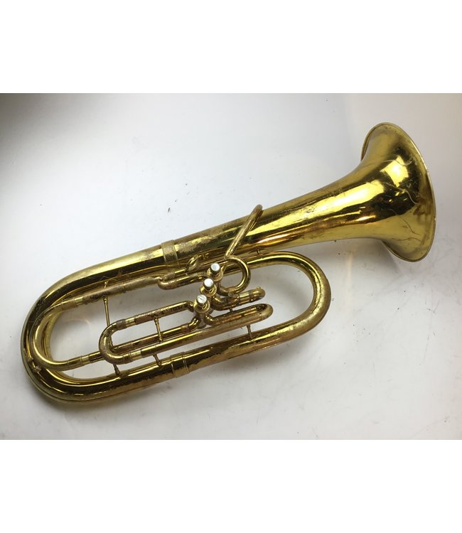 King Used King Cleveland Bb Euphonium