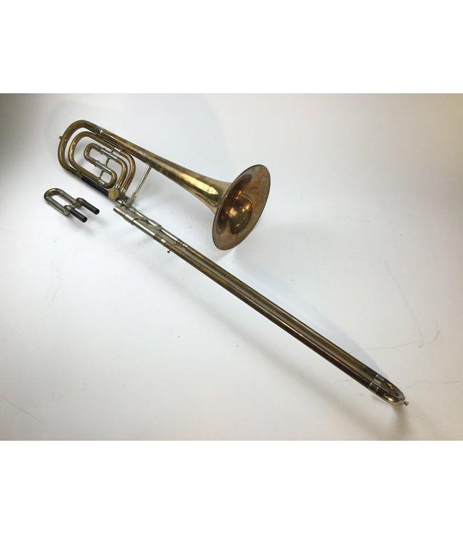 Conn Used Conn (Elkhart) Bass LP Bb/F(E) Bass Trombone