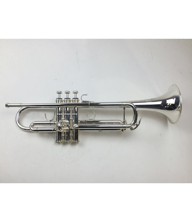 B&S Used B&S eXquisite Bb Trumpet with Dr. Valve Leadpipe