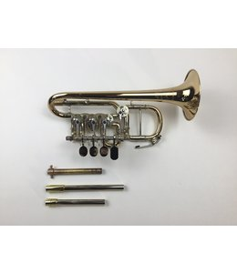 Scherzer Used Scherzer Model 8111 Bb/A Piccolo Trumpet
