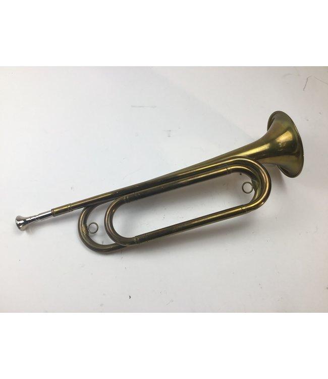 Used U.S. Regulation G Bugle