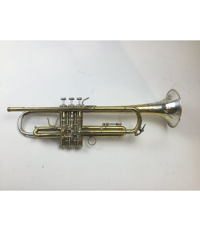 Bach Used Bach 43 Besson System Bb Trumpet (SN: 69723)