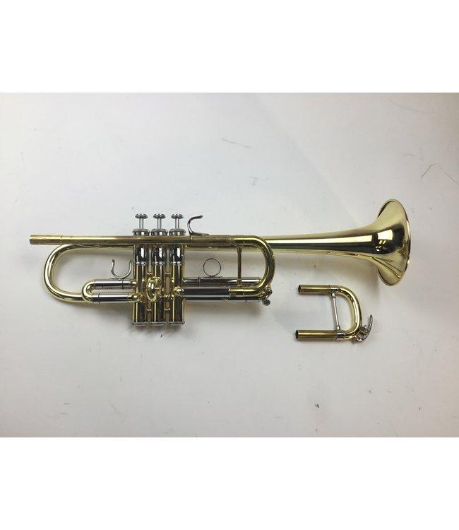 Yamaha Used Yamaha YTR-6445H C Trumpet (SN: 001104)