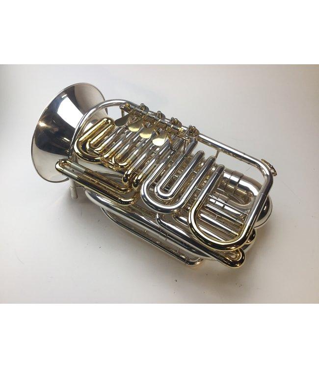 ZO Used ZO Little Dragon BBb Tuba (SN: 17090402)
