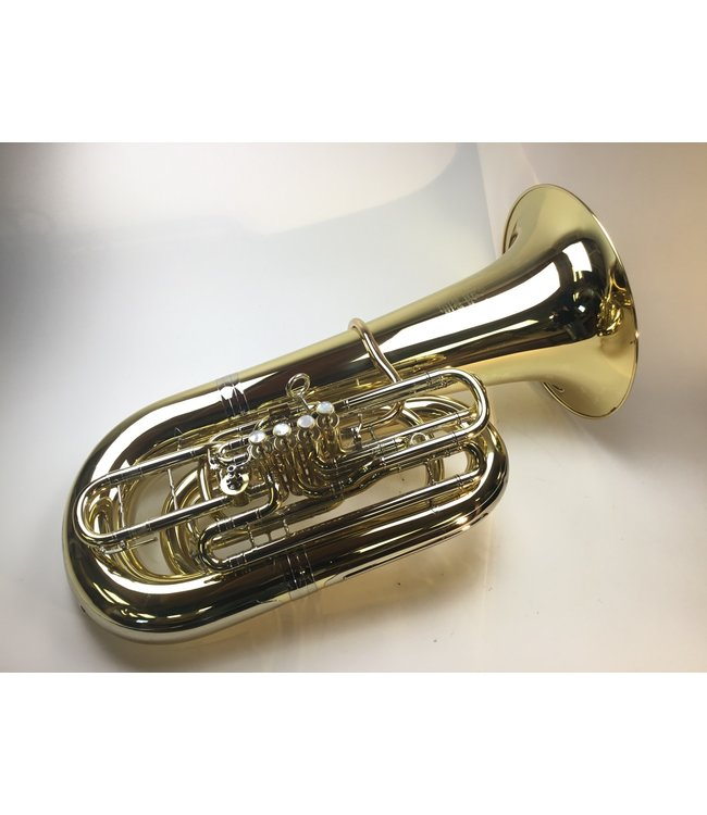 B&S Used B&S 3198 CC Tuba (SN 307774)