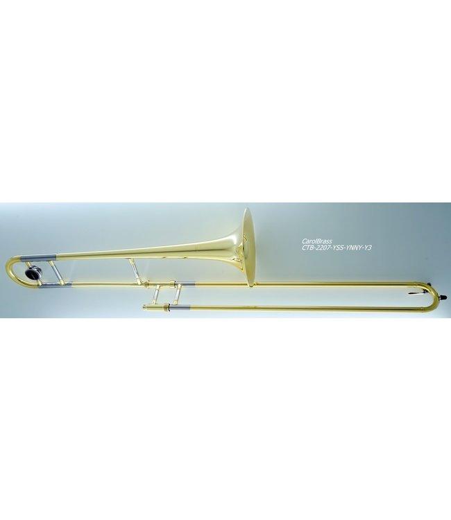 Carol Brass Carol Brass CTB-2207-YSS-YNNY-Y3 Small Bore Tenor Trombone