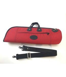 Cronkhite Used Cronkhite Single Trumpet Case, Red Cordura