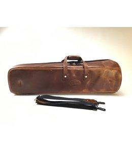 Cronkhite Used Cronkhite Alto Trombone Case, Canyon Sunrise Leather