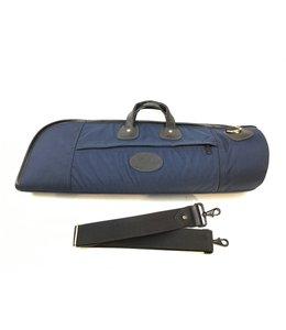 Cronkhite Used Cronkhite Single Trumpet Case, Dark Blue Cordura