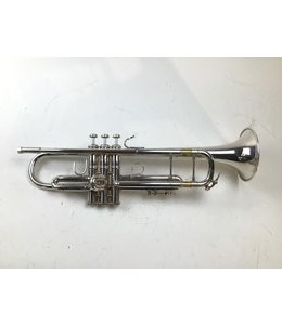 1 Genuine Bach Stradivarius Trumpet Finger Button Silver Plated NEW!