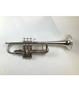 Shires Used S.E. Shires model 5F C Trumpet (SN: 1953)