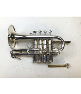 Schilke Used Schilke P7-4 Bb/A Piccolo Trumpet (SN: 60168)