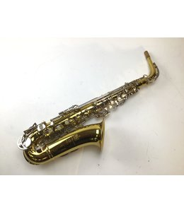 King Used King Cleveland Model 613 Alto Sax (SN: 650487)