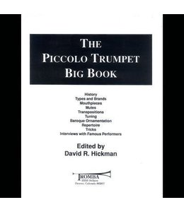 Hickman The Piccolo Trumpet Big Book ( Hickman )
