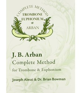 Encore Arban Complete Method for Trombone & Euphonium