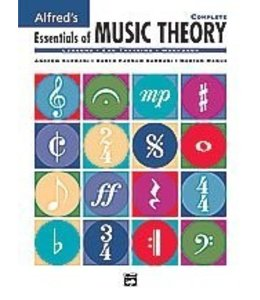 Alfrerd Music Alfred's Essentials of Music Theory: Complete
