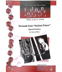 "Dillon Music Serenade from ""Student Prince"" - Sigmund Romberg, For Tuba and Piano"