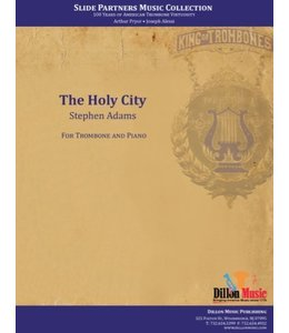"""Dillon Music The Holy City- Trombone Solo, from """"Slide Partners CD"""""""