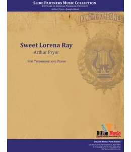 "Dillon Music Sweet Lorean Ray Trombone Solo, from ""Slide Partners CD"""