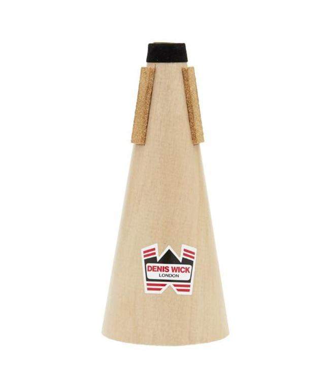 Denis Wick Denis Wick Wooden Straight Mute for Trumpet/Cornet