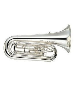 Yamaha Yamaha Convertible Marching BBb Tuba /with case YBB-105MWC