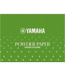 Yamaha Powdered Pad Paper; 50 Sheets per pack
