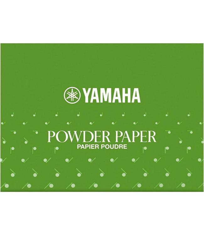 Yamaha Powdered Pad Paper; 50 Sheets per pack