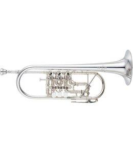 Yamaha Yamaha Custom Rotary C Trumpet, YTR-948FFMS