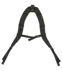 Protec DELUXE PADDED BACKPACK STRAP BLACK