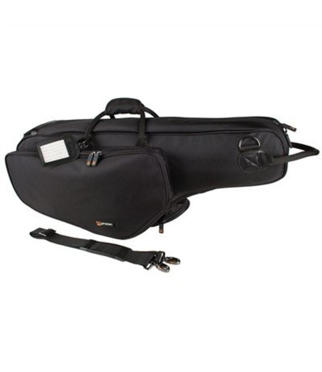 Protec TENOR SAXOPHONE BAG - GOLD SERIES BLACK