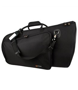 Protec EUPHONIUM BAG (BELL UP) - GOLD SERIES BLACK