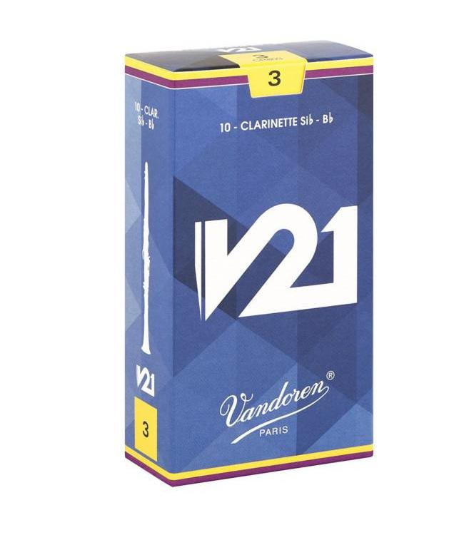 Vandoren Vandoren Bb Clarinet V21 Reeds