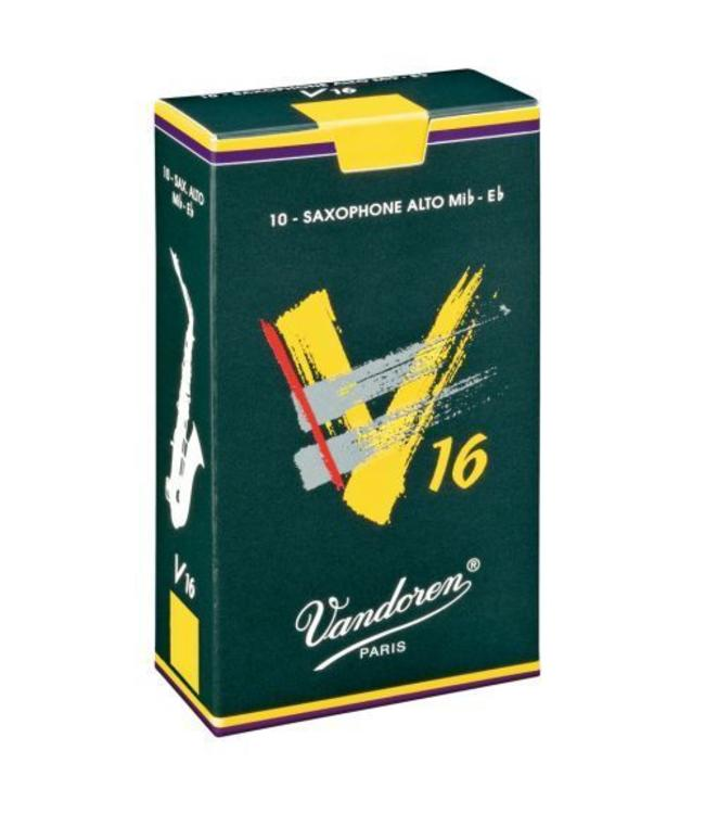 Vandoren Vandoren Alto Sax V16 Reeds