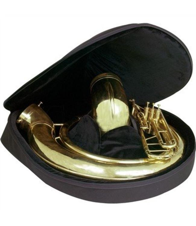 Protec SOUSAPHONE BAG - GOLD SERIES BLACK