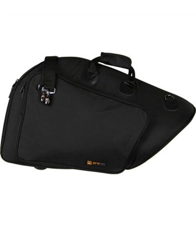 Protec FRENCH HORN BAG - GOLD SERIES BLACK