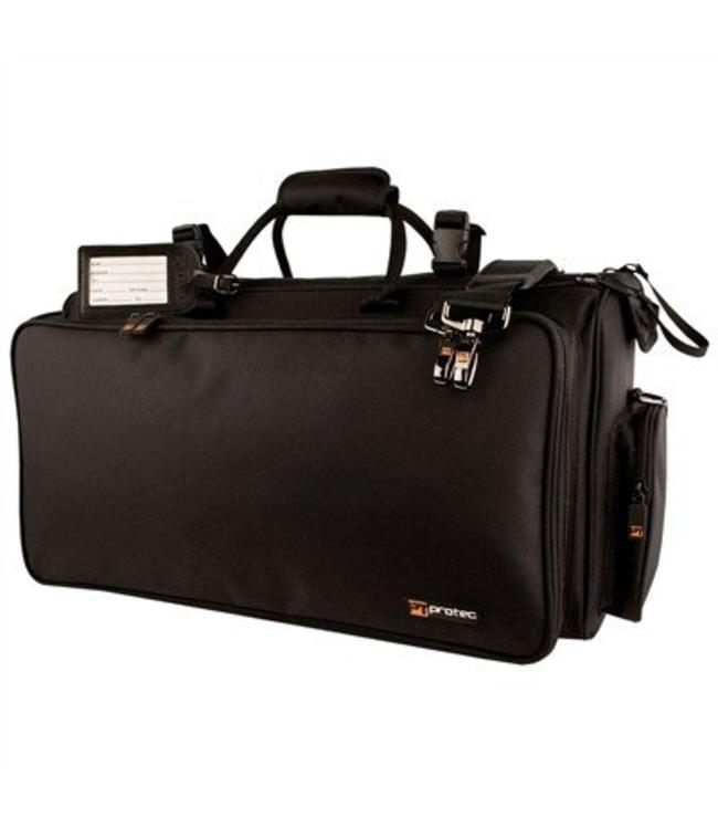 Protec Protec Triple Horn Gig Bag – Gold Series