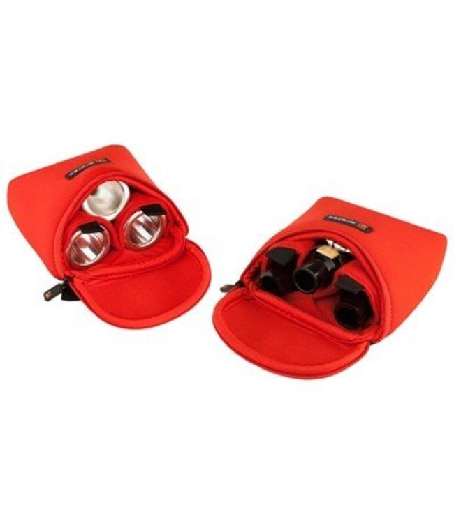 Protec Protec Tuba/Tenor Sax 3 Piece Neoprene Mouthpiece Pouch