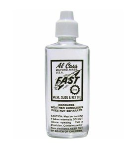 Al Cass Al Cass Valve/Slide/Key Oil, 2 Oz