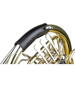 Protec Protec French Horn Leather Hand Guard Black