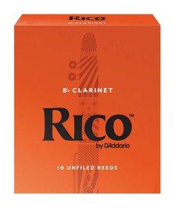 Rico Rico Clarinet Reeds Box of 10