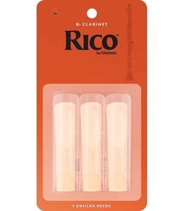 Rico Rico Clarinet Reeds 3 Pack
