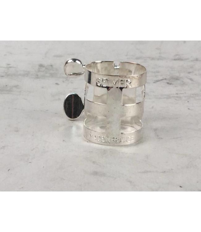 Selmer Paris Selmer Paris Silver Plated Ligature for Metal Mouthpieces